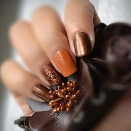65 Trending Fall Nail Designs