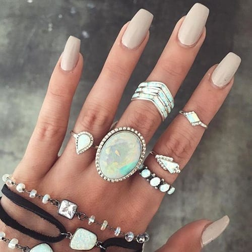 Best Acrylic Nails For 2018 54 Trending Acrylic Nail Designs