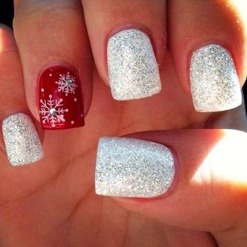Diy christmas nail art 50 christmas nail designs you can do pinterestpin30751209936261053 solutioingenieria Image collections