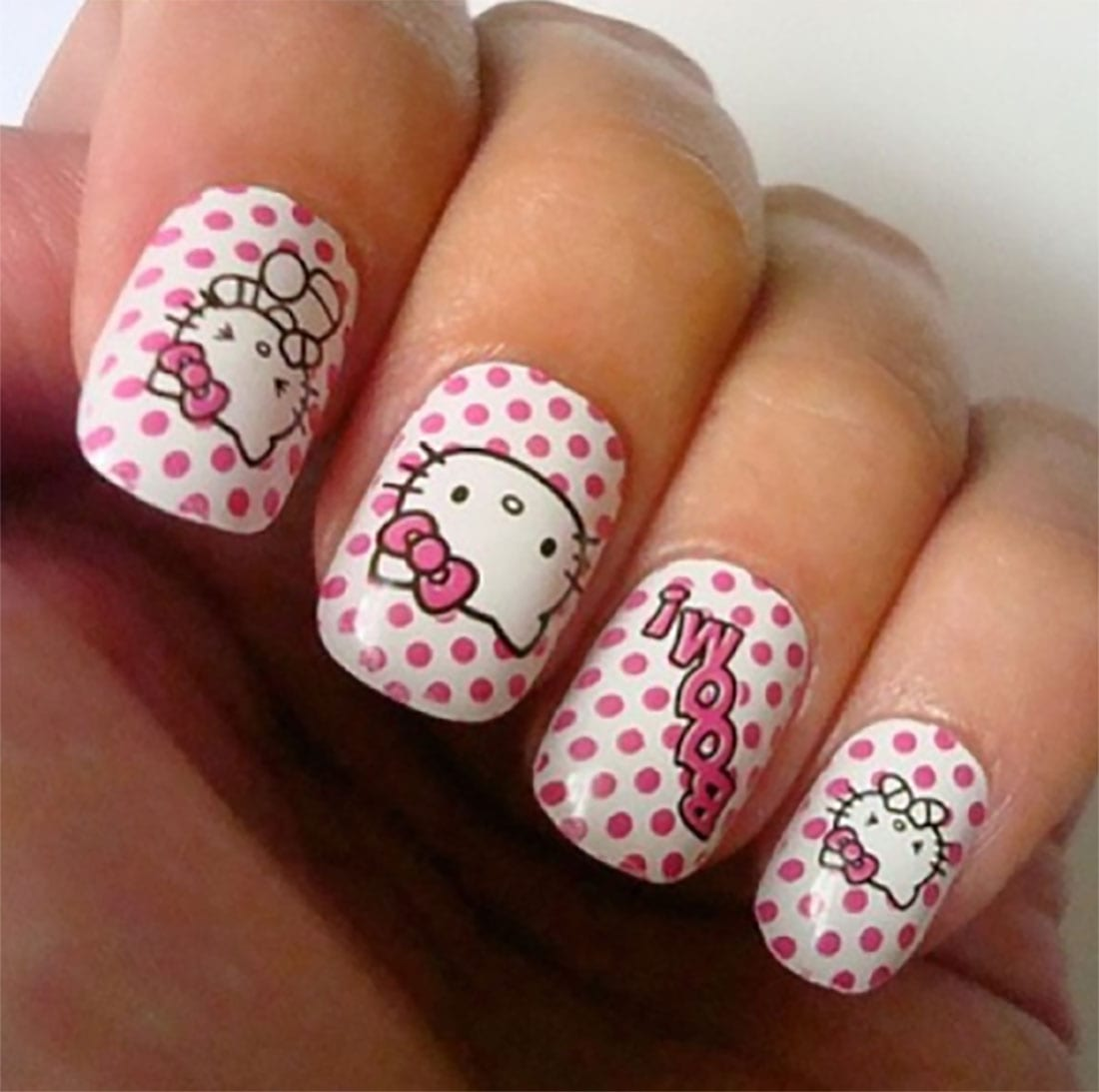 Hello Kitty Nails You'll Obsess Over